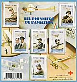 Bloc Croix-Rouge : Les pionniers de l aviation