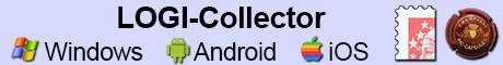 LOGI-Collector, gestion de collections sous Windows et Android