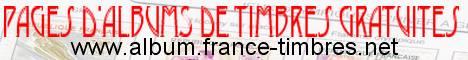 Albums préimprimés gratuits de France, des colonies et d'autres pays