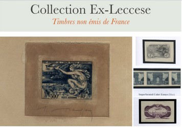 Vente à prix nets de la collection LECCESE